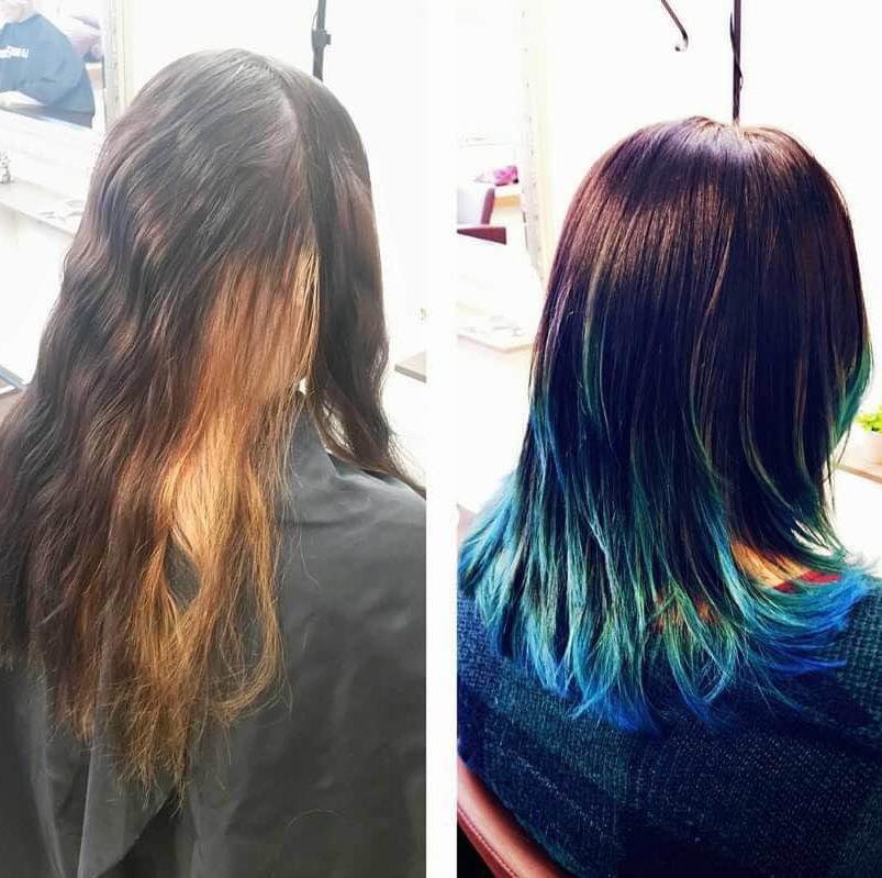Haarschnitt 1