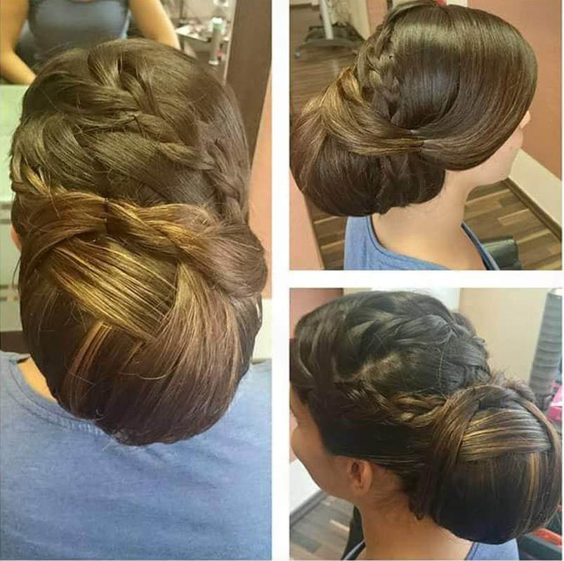 Haarschnitt 5