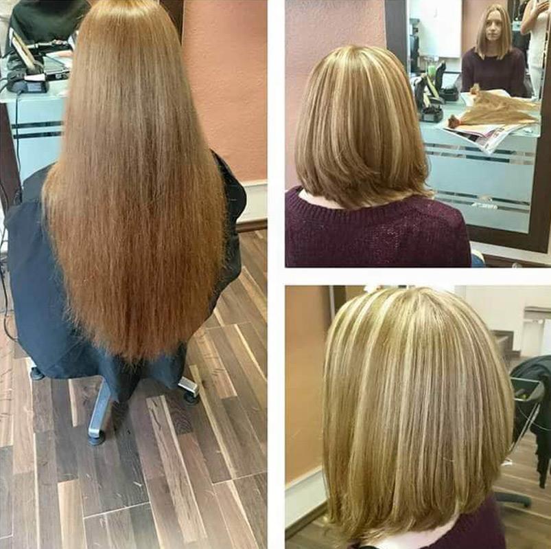 Haarschnitt 6