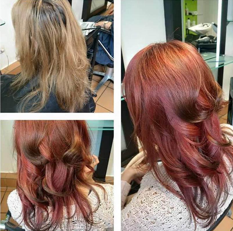 Haarschnitt 7