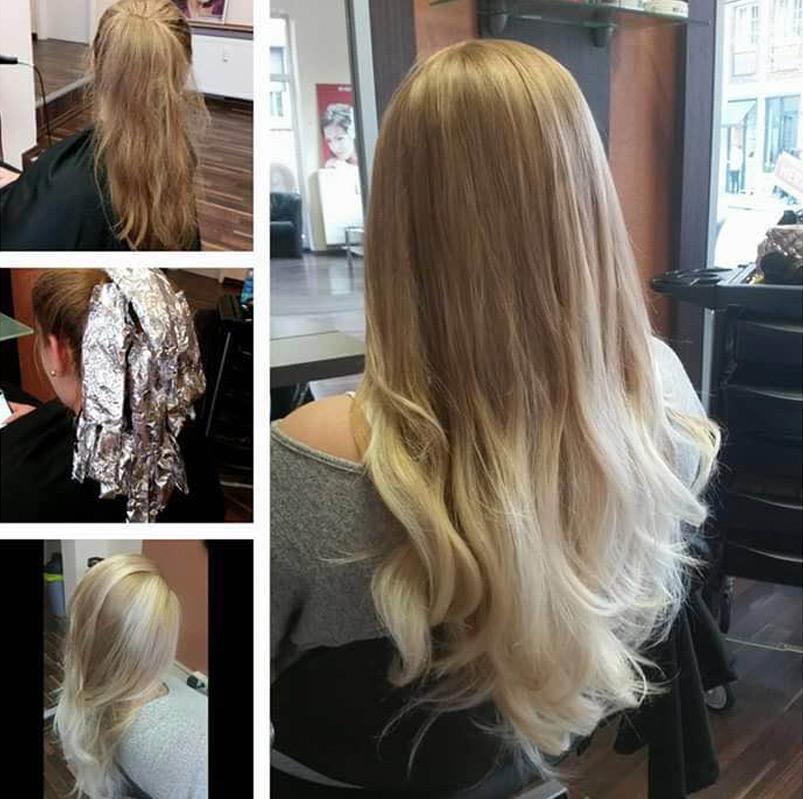 Haarschnitt 8